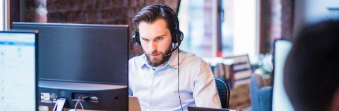 proces obsługi klienta w firmie