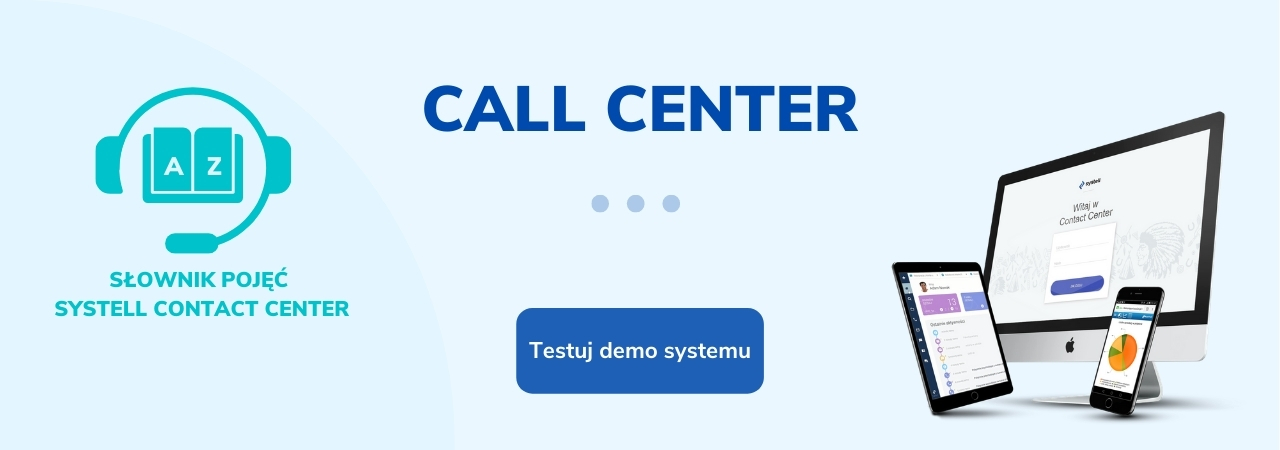 call-center -slownik-pojec-systell