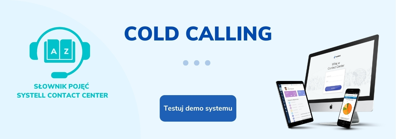 cold-calling -slownik-pojec-systell
