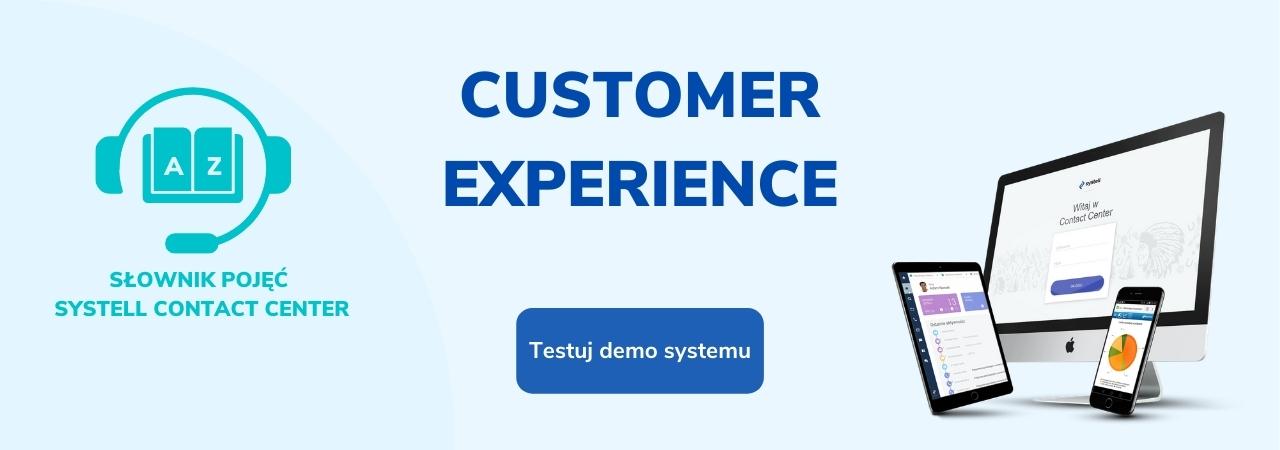 customer-experience -slownik-pojec-systell