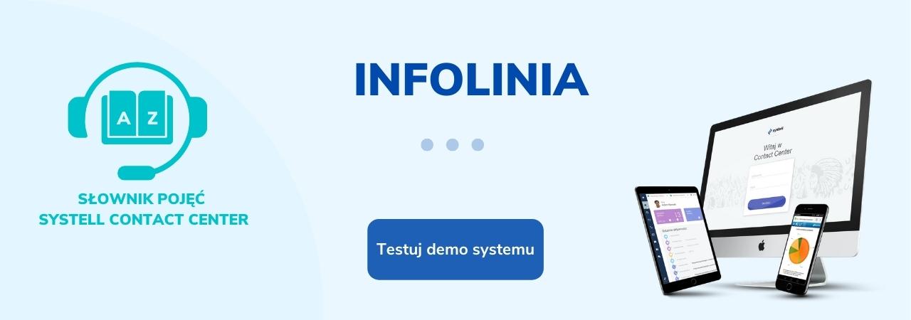 infolinia -slownik-pojec-systell