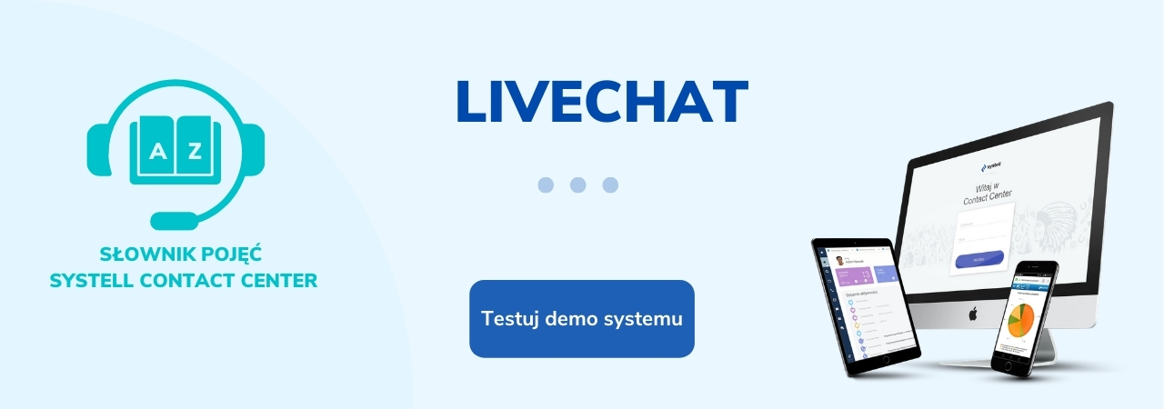 livechat -slownik-pojec-systell