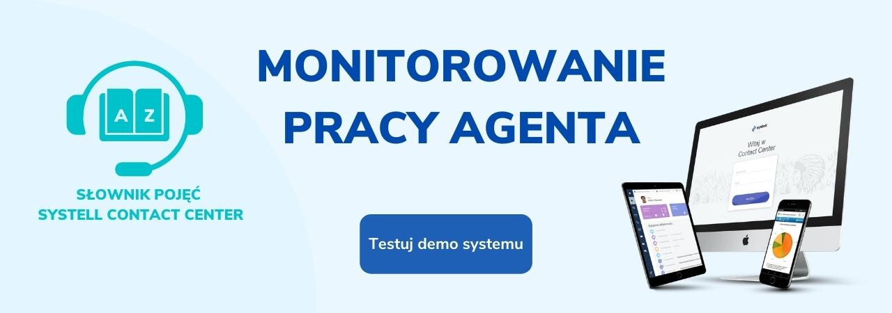 monitorowanie-pracy-agenta -slownik-pojec-systell