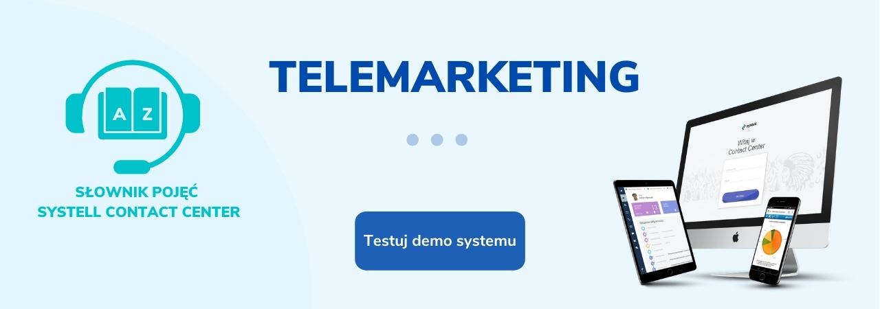 telemarketing -slownik-pojec-systell