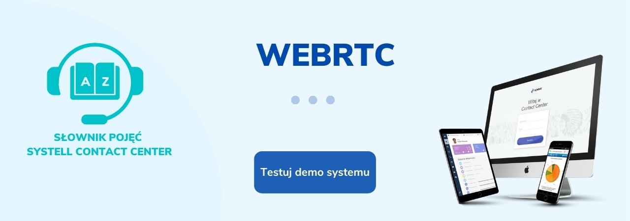 webrtc -slownik-pojec-systell