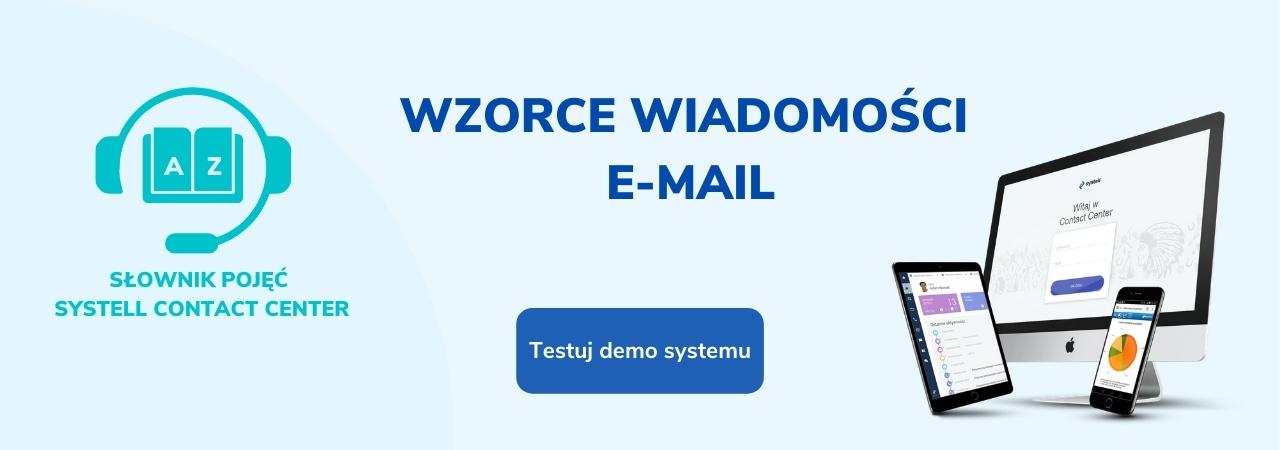 wzorce-wiadomosci-email -slownik-pojec-systell